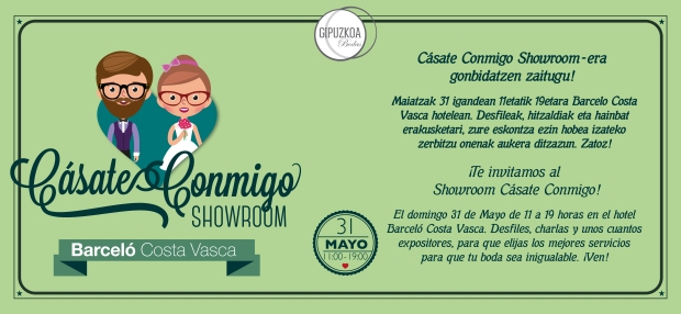 InvitaciónShowroom
