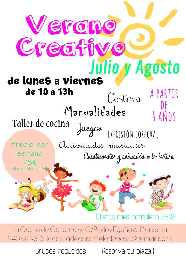 verano creativo