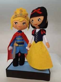 Muñecos personalizados-cuentos